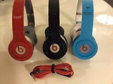 Beats by Dr. Dre Solo HD Headband Headphones Red , Black , Light Blue, White
