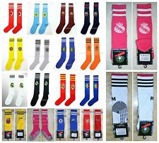 new football  SOCCER SOCKS Children BOYS kids ONE SIZE fit 6-12 years