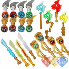 Lego Ninjago Weapons Techno Fang Elemental Snake You Pick Which Weapons You Want