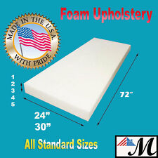 Seat Foam Cushion Replacement Upholstery Per Sheet All Standard Sizes