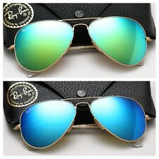 Ray-Ban Aviator Sunglasses RB 3025 58mm - Flash Lenses