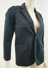 SCOTCH SHRUNK Boy's Black Smart Formal Lined Blazer Jacket BNWT
