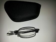 Folding Reading Glasses with Lightweight Case
