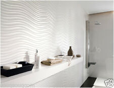 TILE DEALS & SAMPLES OF QATAR  MOTHER OF PEARL WHITE IRIDESCENT WALL TILES