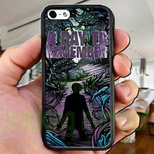 A DAY TO REMEMBER Rock Common Courtesy black iphone 4 4s 5 5s 5C 6 6 plus case