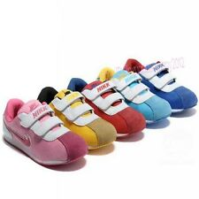Child Sport Boys Girls Kid's Sneakers Children's Running Shoes soft sole T121