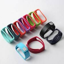 Large Replacement Band Wrist & Clasp For Samsung Galaxy Gear Fit Smart Watch