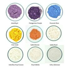 Cosmetic Mica Powder Color Pigment. Soap/Bath Bombs/Eyeshadow/Lipsticks