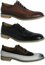 Ferro Aldo Mens Lace Up Classic Oxford Dress Shoes w/leather Lining MFA-19278