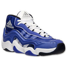 low priced a0fca a4052 AUTHENTIC adidas Crazy 8 II Purple White Blk D73911 PWB Basketball Sneakers  Men