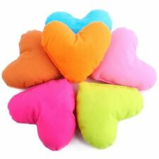 Lovely Cute Puppy Dog Pet Bed Small Heart-Shaped Love Pillow Soft Chewing Toy