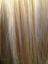 Invisi-hair extensions (like Halo), one piece, no clips, no hassle,