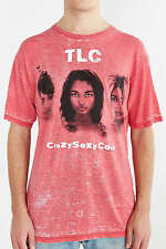 TLC Official Crazy Sexy Cool TShirt Shirt Urban Outfitters New  Sold Out Tour