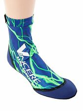 Vincere Sand Socks - Beach Volleyball, Soccer, Snorkeling, Water Sports, Diving