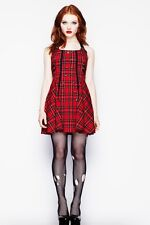 Hell Bunny Red Rock Dress