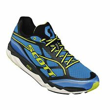 Scott eRide AF Support 2.0 Blue/Green Mens Running Shoes