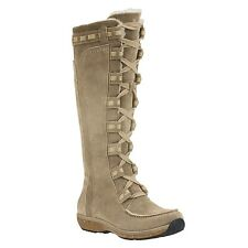 Timberland Women's Earthkeepers Granby Tall Waterproof Taupe Boots Style #8448A