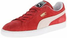 Puma Suede Men's Shoes Classic Sneakers Red Fashion Shoes