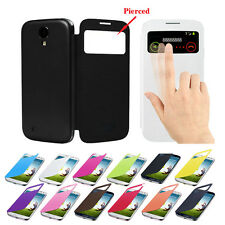 Smart Flip Leather Case Cover for Samsung Galaxy S4 i9500