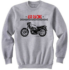 JAPANESE MOTORCYCLE 650 RACING - NEW GRAPHIC SWEATSHIRT- S-M-L-XL-XXL