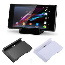 Magnetic Charging Dock Cradle Desktop Charger For Sony Xperia Z1 Z2 Z Ultra