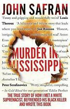 Murder in Mississippi by John Safran (English) Paperback Book Free Shipping!
