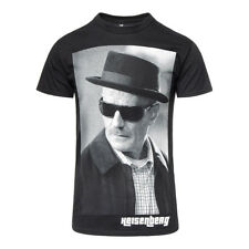 Official Breaking Bad Unisex Walter White Heisenberg T Shirt - AMC Merchandise
