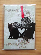 Cat Metal Bookmark: 9 designs to choose from! Reading Gift