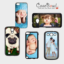 Custom Personalized Photo Picture Hard Case Cover for iPhone 4 4S 5 5S 5C 6 Plus