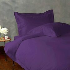 Luxury Bedding Collection 1000TC 100%Egyptian Cotton Purple Select Size & Item