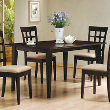 Mix-and-Match Rectangle Leg Dining Table