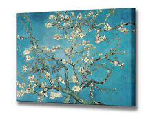 Almond Blossom Van Gogh Canvas Art Print Vincent Framed Ready Hang Picture