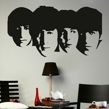 THE BEATLES LENNON RINGO wall graphic giant tattoo picture print decal nic1