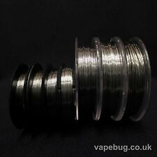 Kanthal A1 - 30 Meter 32/30/28/26/24/22/20 AWG  0.2/0.25/0.32/0.4/0.5/0.6/0.8 mm