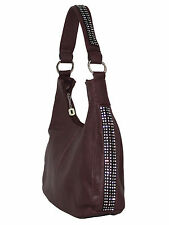 Concealed Carry Rhinestone Hobo Purse by Roma Leathers