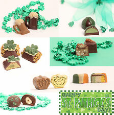 St Patric's Irish Raw Vegan Organic Box of Chocolates * Truffles * GF * Soy Free