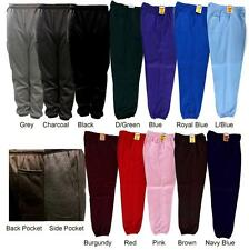 NEW MEN'S WOMEN'S PLAIN FLEECE JOGGER Elastic waistband DRAWSTRING SWEAT PANTS