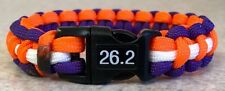 BOSTON MARATHON 2015~Stylish 3 Color Thin Survival Bracelet~550 Paracord~26.2