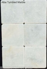 Premium Alba tumbled marble - 10% discount on two or more cartons!