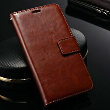 For Google Nexus 6 Luxury Flip PU Leather Case Card Slot Wallet Cover Stand Skin