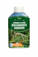 Vitax 500ml Summer Cloud Protects Plants Garden Greenhouse Window Glass Shading