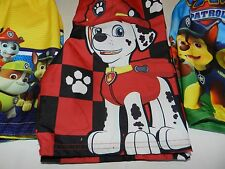 Paw Patrol Swim Trunks Multiple Styles & Sizes for Toddler Boys And Beach Towel