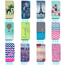 For Samsung Galaxy Flip Magnetic Wallet Pu Leather Stand Card Case Cover + 2Gift