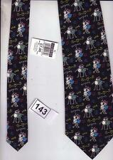 COMEDY THEME TIES - NEW or USED - POLYESTER