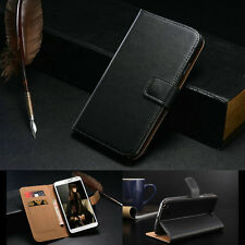 HOT Luxury GENUINE Leather Magnetic Flip Case for Samsung Galaxy Note3 III N9000