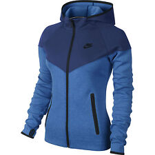 New Womens Nike Tech Fleece Light Blue Size S Small XS Extra Small L Large RRP75