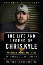 NEW The Life and Legend of Chris Kyle by Michael J. Mooney Paperback Book Free S