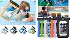 Swimming Waterproof Transparent PVC Pouch Dry Bag Case FOR OPPO Mobile Phone 2
