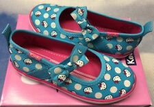 Keds Hello Kitty Champion K Slip-On Mary Janes Sneaker Toddler Size 5.5 to 8.5