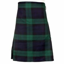 Deluxe Polyviscose Black Watch Children's Boy's Tartan Kilt Age 1-14 Years Kilts